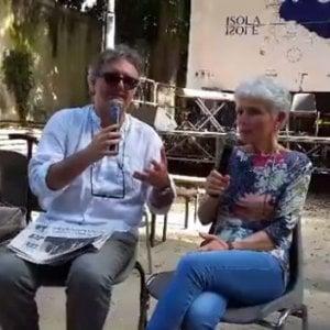"""Palermo, la prof sospesa all'Orto botanico con """"Repubblica"""": """"Insegno a interrogarsi sul presente"""""""