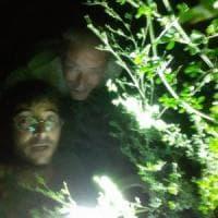 Palermo, salvato grazie al Gps un turista olandese disperso nei boschi delle