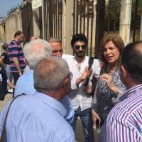 """""""Siamo tutti con Patronaggio"""": sit-in a sostegno del procuratore di Agrigento"""