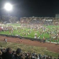Calcio, Trapani in B: notte di festa in città. Cambia la proprietà