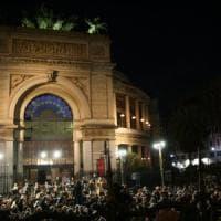 Palermo, tutto esaurito per il concerto della Sinfonica in piazza