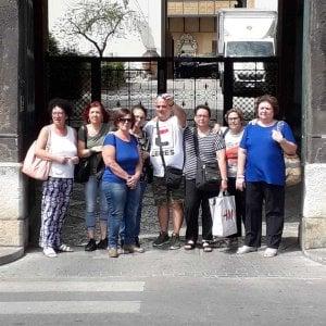 Palermo, protesta degli ex dipendenti dell'Opera pia Ruffini