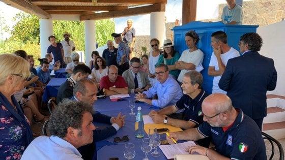 """Esplosione di Stromboli, la Regione dichiara lo stato di calamità: """"Danni per 20 milioni"""""""