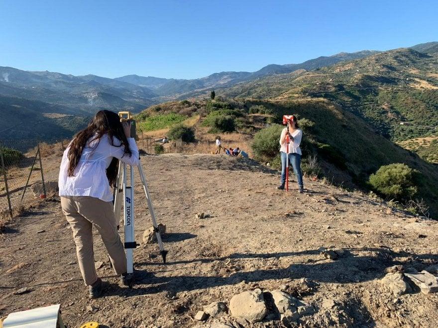Messina, a Tusa riaffiorano tre templi e un teatro greco