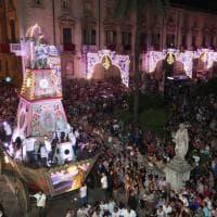 Palermo, lo spettacolo del Festino: il Genio e la Santuzza