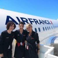 Dopo 25 anni Air France torna a Palermo, quattro voli a settimanali per
