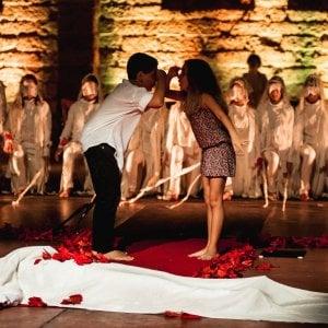 Il teatro in onore di Paolo, la danza al Verdura. Gli appuntamenti di venerdì 19 luglio