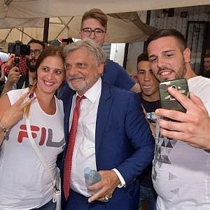 Palermo calcio, Ferrero c'è e vuole Iachini e Perinetti