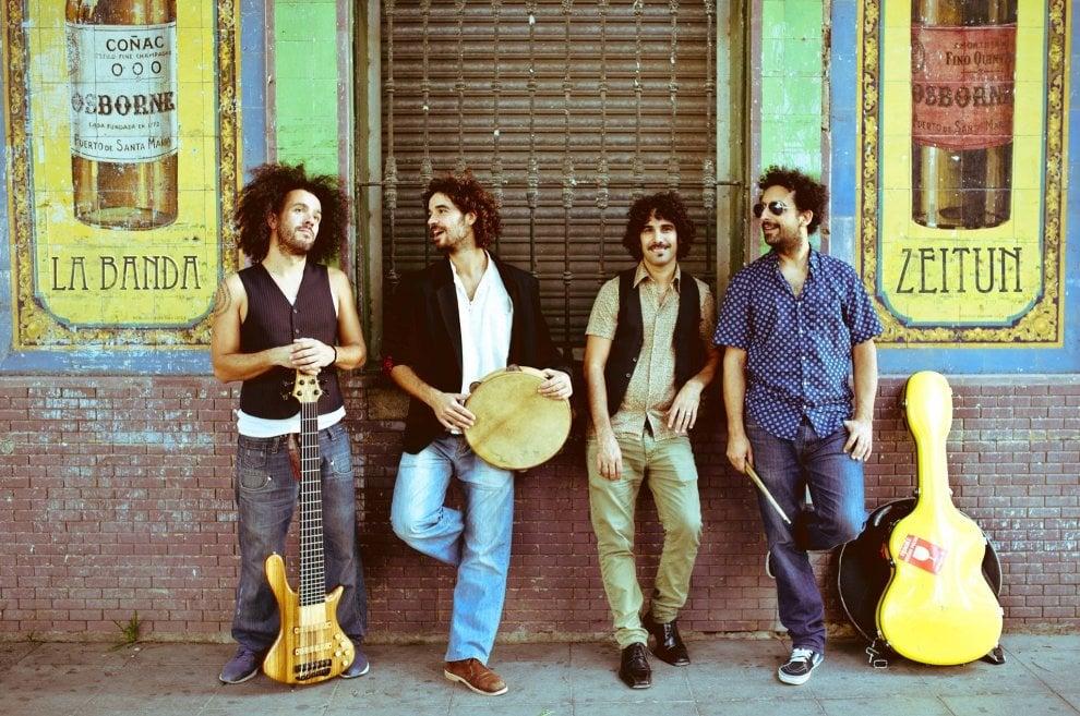 """Palermo: nasce """"Scialla"""", il festival di musica multietnica"""