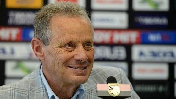 Calcio, la Figc radia Zamparini: non potrà avere alcun ruolo in federazione