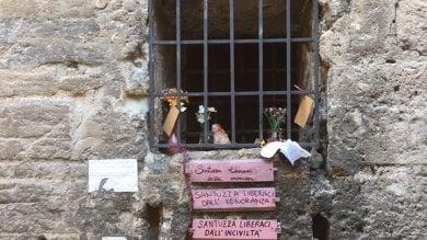 Palermo, rubata di nuovo la Santuzza  anti-immondizia: è il secondo furto
