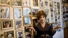 """Gina Lollobrigida  a Taormina   """"Io, donna tosta"""""""