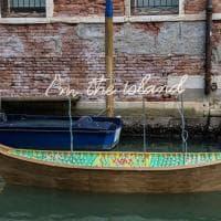 L'installazione di Pellegrino alla Biennale di Venezia