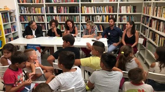 Palermo, allo Zen la biblioteca di quartiere che promuove la lettura tra i più piccoli