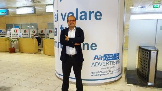 """Aeroporto di Trapani, si dimette il presidente Angius: """"Airgest è sana"""""""