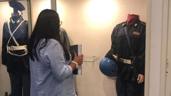 Catania, la figlia dell'ispettore Raciti si laurea con tesi dedicata al padre