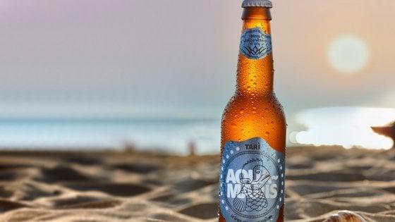 Modica, arriva la birra all'acqua di mare