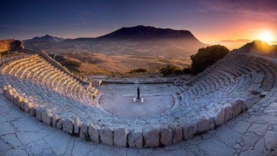 """""""Dionisiache"""", l'archeologia del vino di scena a Segesta"""