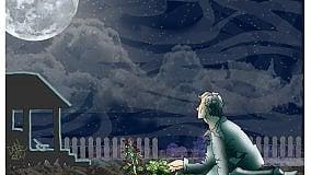 """Rep: """"La nuova vita promessa dalla luna"""". La sesta puntata di """"Un'imperfetta felicità"""", il romanzo di Silvana Grasso      La quinta puntata       La quarta puntata         La terza puntata      La seconda puntata        La prima puntata"""