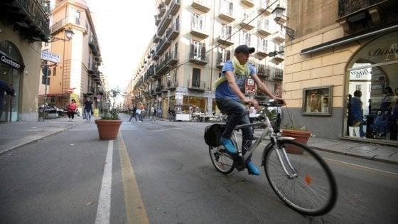 Palermo, tutta via Maqueda vietata alle auto