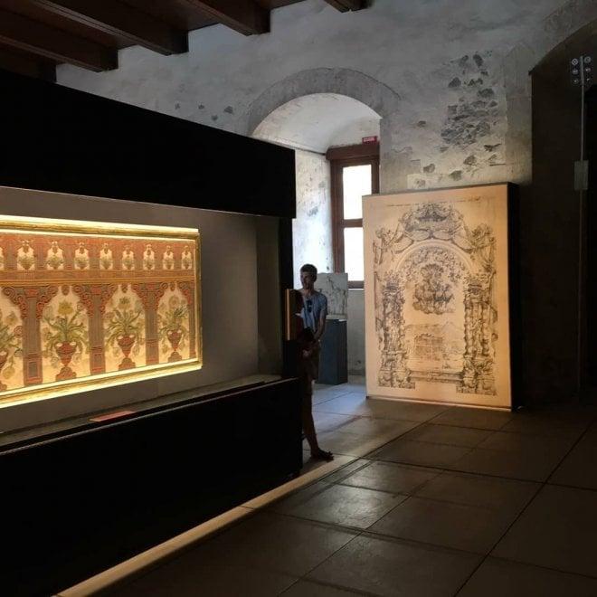 Catania, a Castello Ursino i gioielli dell'artigianato barocco