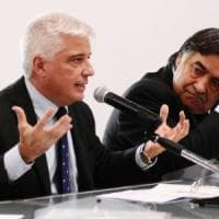 Teatro Massimo: il ministro Bonisoli firma il decreto di nomina di Francesco