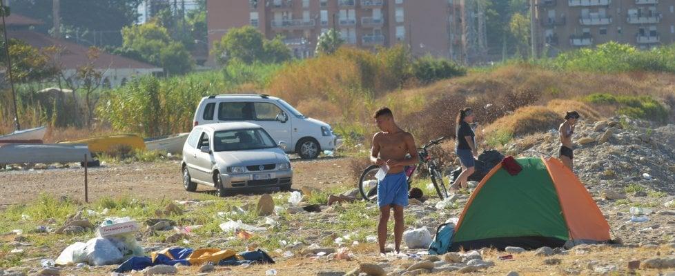 Palermo, il disastro del dopo Ferragosto: le foto dei rifiuti lasciati dopo la festa