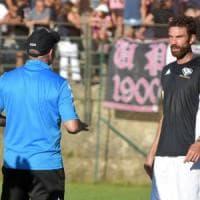 Ricciardo, due gol per conquistare il cuore dei tifosi del Palermo