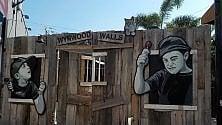 Concorso a Castelbuono la street art protagonista
