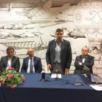 Aeroporto di Trapani, Ombra neopresidente Airgest: