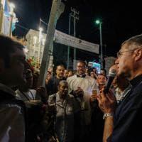 """Palermo, la devozione della città per Santa Rosalia. Il rito dell'""""acchianata"""" notturna al santuario"""