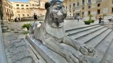 Le sfingi di Palermo  così la massoneria  evocava l'Egitto