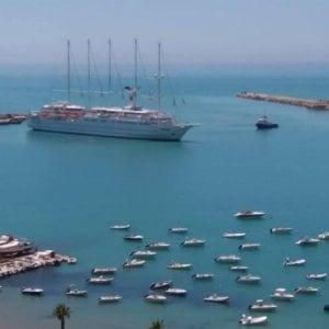 Omaggio a Camilleri: le navi da crociera faranno tappa a Porto Empedocle