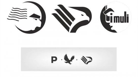 """Palermo calcio: """"Quel logo scaricato da Internet"""". Ma il disegnatore non ci sta"""