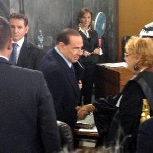 Processo Trattativa, Berlusconi e Di Pietro in aula il 3 ottobre