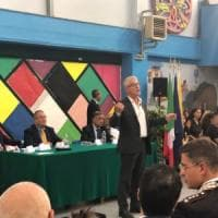 Palermo, esordio da viceministro per Cancelleri, con Morra a Brancaccio