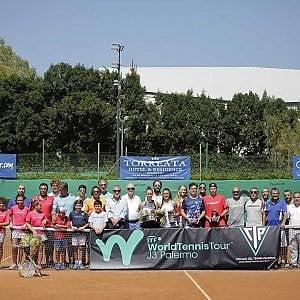 Tennis,  Lorens e Rocchetti trionfano al torneo giovanile di Palermo