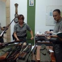 Palermo, primo giorno di caccia: nove denunciati per bracconaggio