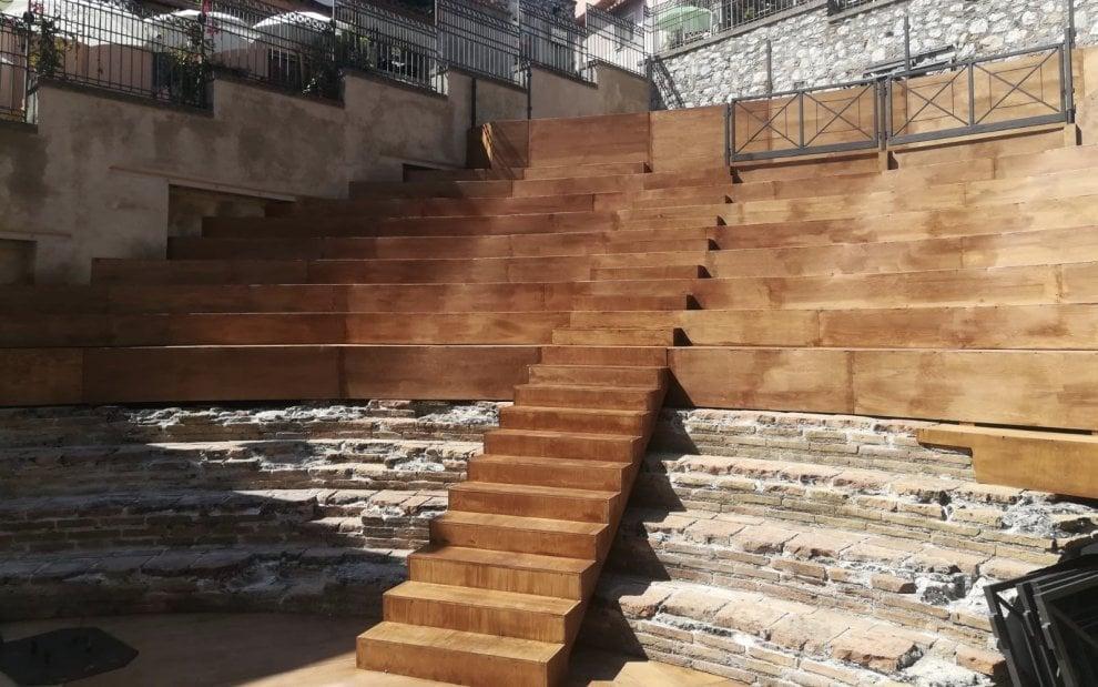 Messina, riapre l'Odeon di Taormina: visite e concerti jazz
