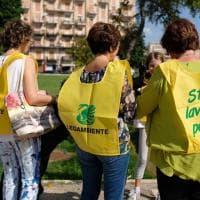 Palermo, la vittoria degli studenti del Mattarella. Legambiente pulisce il parco