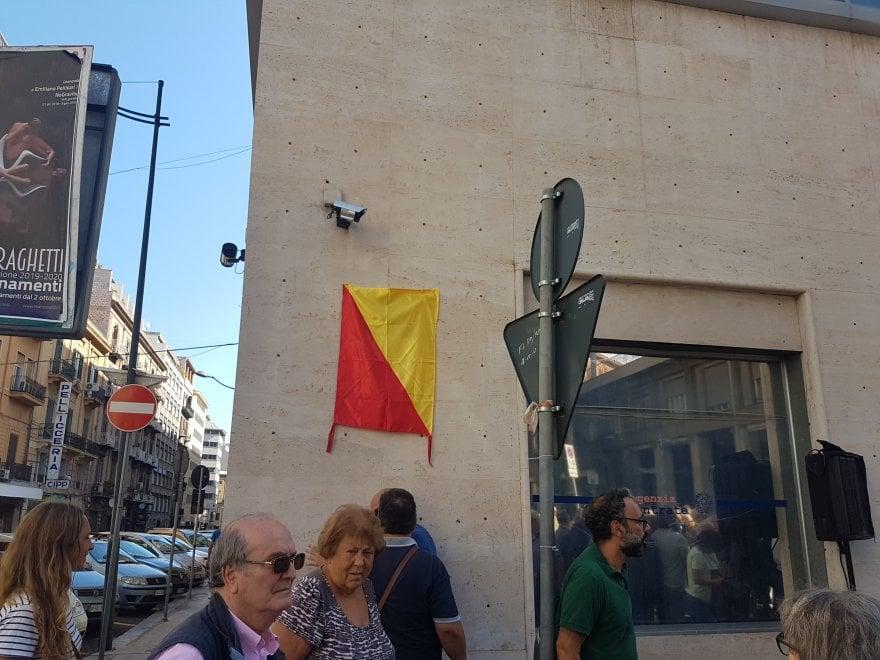 """Palermo, """"L'Ora"""" ha una strada: piazzetta Napoli intestata al giornale"""