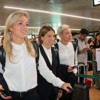 Palermo, arriva la Nazionale femminile: incontro domani con la Bosnia-Erzegovina