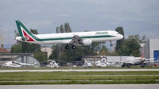Sciopero Alitalia, in Sicilia cancellati 36 voli. I primi tre ieri sera