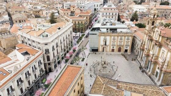 Palermo, tre nuove linee del tram: via all'operazione, nel 2024 vetture anche in centro