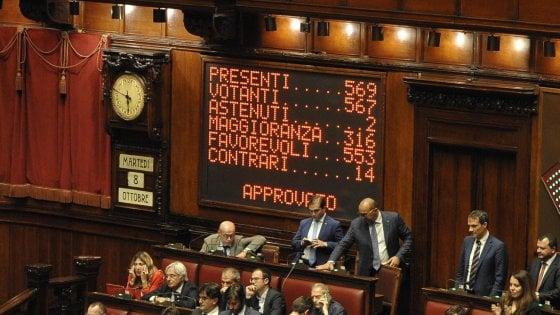 Messina, raccolta di firme per un referendum contro il taglio dei parlamentari