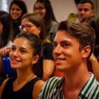 Palermo, la carica degli studenti Erasmus: l'università dona 250 borracce