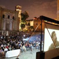 """Palermo, in 1800 per il cinema all'aperto: """"Ora nelle periferie"""":"""