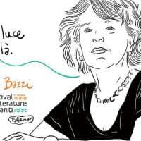 Palermo, diecimila persone per Letterature migranti: i disegni sugli ospiti