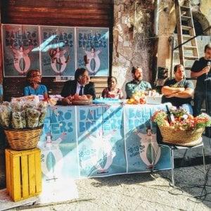 Palermo, artisti di strada a Ballarò: a dicembre il primo parco giochi