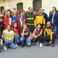 Palermo, simulazioni e tecniche di soccorso: 80 studenti alla scoperta della protezione civile